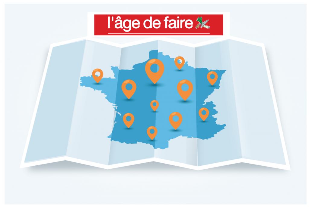 Nos point de vente en France