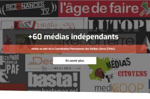 Soutenez LES médias citoyens !