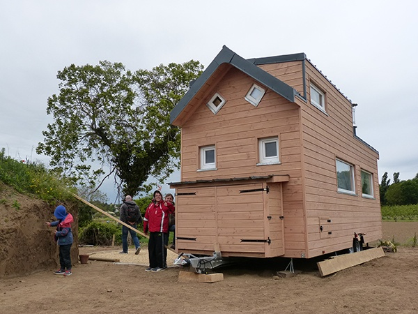 Construire une tiny house le site du journal l 39 age de faire for Construire sa tiny house